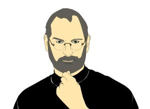 """Einige von uns gehen sogar solch komische Wege, dass sie ihnen selbst und auch ihrem Umfeld wie """"Unsinn"""" erscheinen. Ein Vertreter dieser """"Sorte"""" Mensch war Steve Jobs. Kurz vor seinem Tode berichtet er darüber, dass all die """"Umwege"""", die er in seinem Leben gegangen ist, doch einen """"verborgenen Zusammenhang"""" hatten. Diesen konnte er allerdings erst im Nachgang erkennen (sprich: im """" Nach-Denken""""). Er ermutigt uns daher in einer seiner wohl bedeutendsten Reden: """"Du musst daran glauben, dass sich alles fügen wird. Denn daran zu glauben, dass sich alles fügen wird, wird Euch das Vertrauen geben, Eurem Herzen zu folgen – auch wenn Ihr die eingefahrenen Wege verlasst. Ihr müsst an etwas glauben, an Euren Gott, an das Schicksal, das Leben, Karma oder was auch immer. Diese Einstellung hat mich nie im Stich gelassen und machte den entscheidenden Unterschied in meinem Leben"""". Steve Jobs: """"Being the richest man in the cementery doesn´t matter to me - going to bed saying we´ve done something wonderful, thats´s matter to me!"""""""
